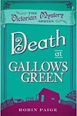 Death at Gallows Green (A Victorian Mystery Book 2) Kindle Edition