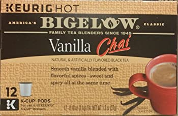 Bigelow Vanilla Chai Tea K-Cups