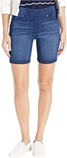 Women's Jeans Company Roxie Pull-on Walking Short in Silky Soft Denim