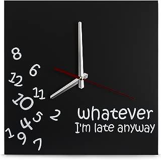Best big funky clocks Reviews