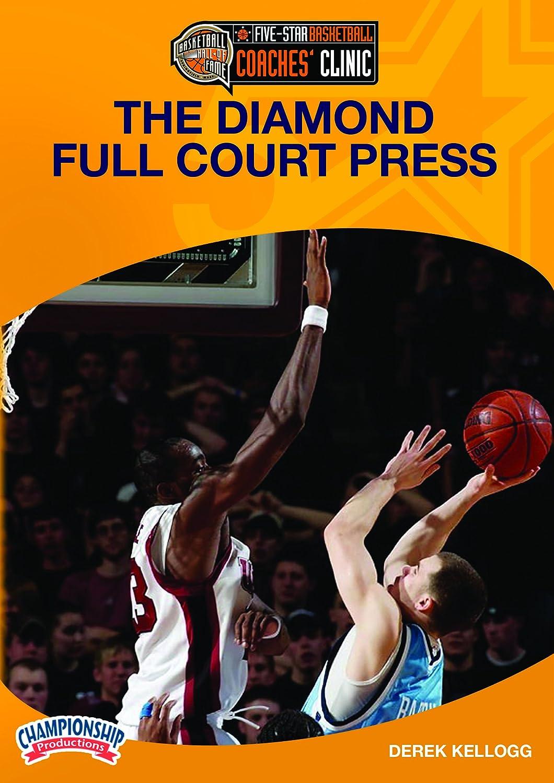 Derek Kellogg: The Diamond Full Press DVD Court Now on sale Mesa Mall