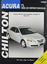 Acura TL 1999 thru 2008 (Chilton's Total Car Care Repair Manuals)