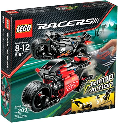 LEGO LEGO 8167 Racers Jump Riders [parallel import goods] (japan import)