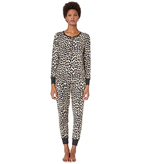 Kate Spade New York Printed Jogger Pajama Set