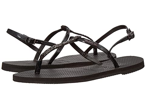 ffaef038a26b Havaianas You Riviera Crystal Sandals at Zappos.com