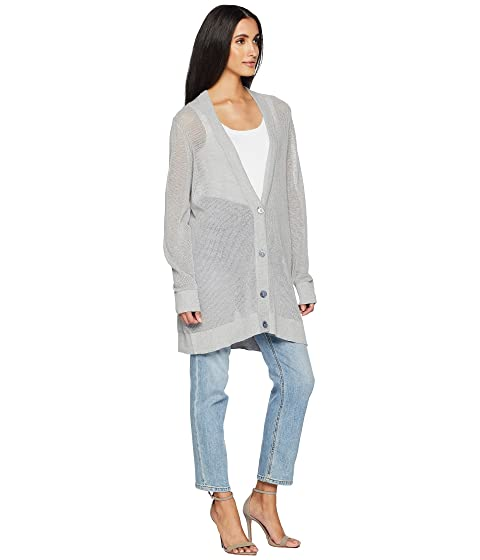 For Sale Online Store Clearance Free Shipping AG Adriano Goldschmied Cameron Cardigan Heather Grey Cheap Shopping Online Latest Clearance Amazing Price c3ua53zQJ