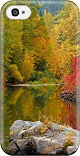 DrrNGyj21141niIdd Tpu Phone Case With Fashionable Look For Iphone 4/4s - Earth Forest
