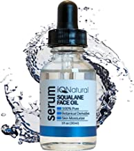 Squalane Oil (Olive Oil for Skin) | Squalane Facial oil for All Natural Dry Skin Hydration! 1oz