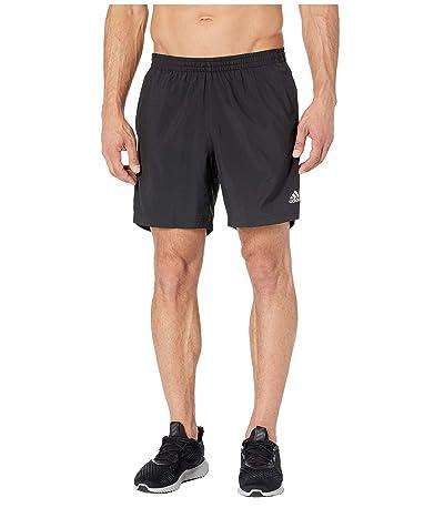 adidas Response 7 Shorts (Black/Black 1) Men