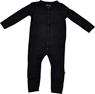 Rompers - Baby Footless Coveralls Made of Soft Organic Bamboo Rayon Material - 0-24 Months