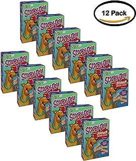 PACK OF 12 - Scooby-Doo Baked Graham Cracker Sticks Cinnamon, 11.0 OZ
