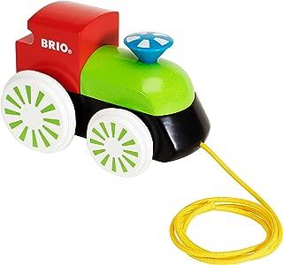 Brio Infant & Toddler - Pull Along Engine