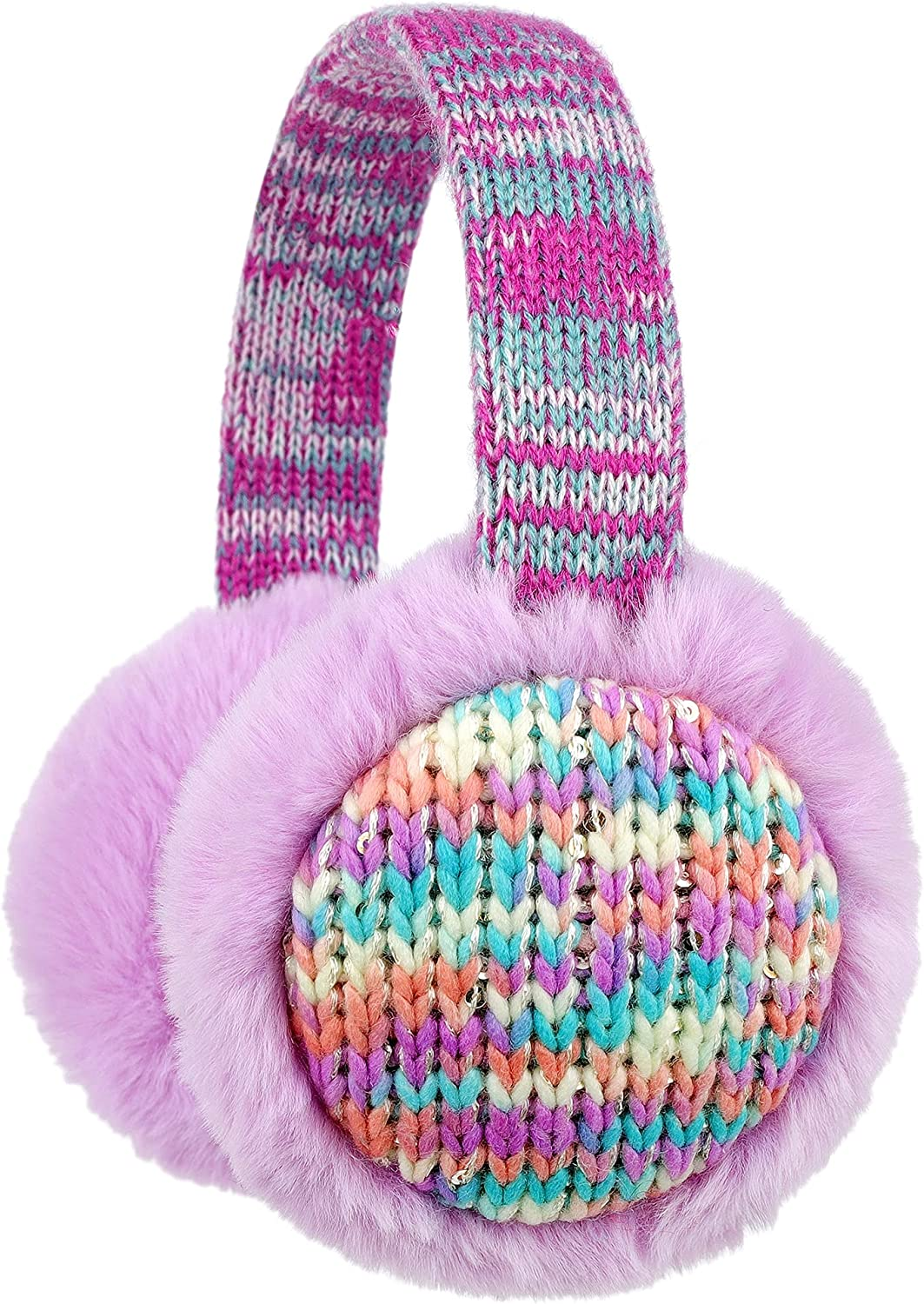 Flammi Kids Knit Earmuffs Al sold out. Winter Complete Free Shipping Outdoor Furry B Ear for Warmers
