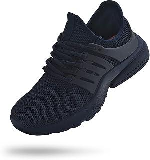 Kids Sneaker Lightweight Breathable Running Tennis Boys...