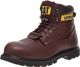 CAT Footwear Sheffield, Men's Safety Boots, Grey (
