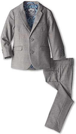 Two Piece Lined Classic Mod Suit (Toddler/Little Kids/Big Kids)
