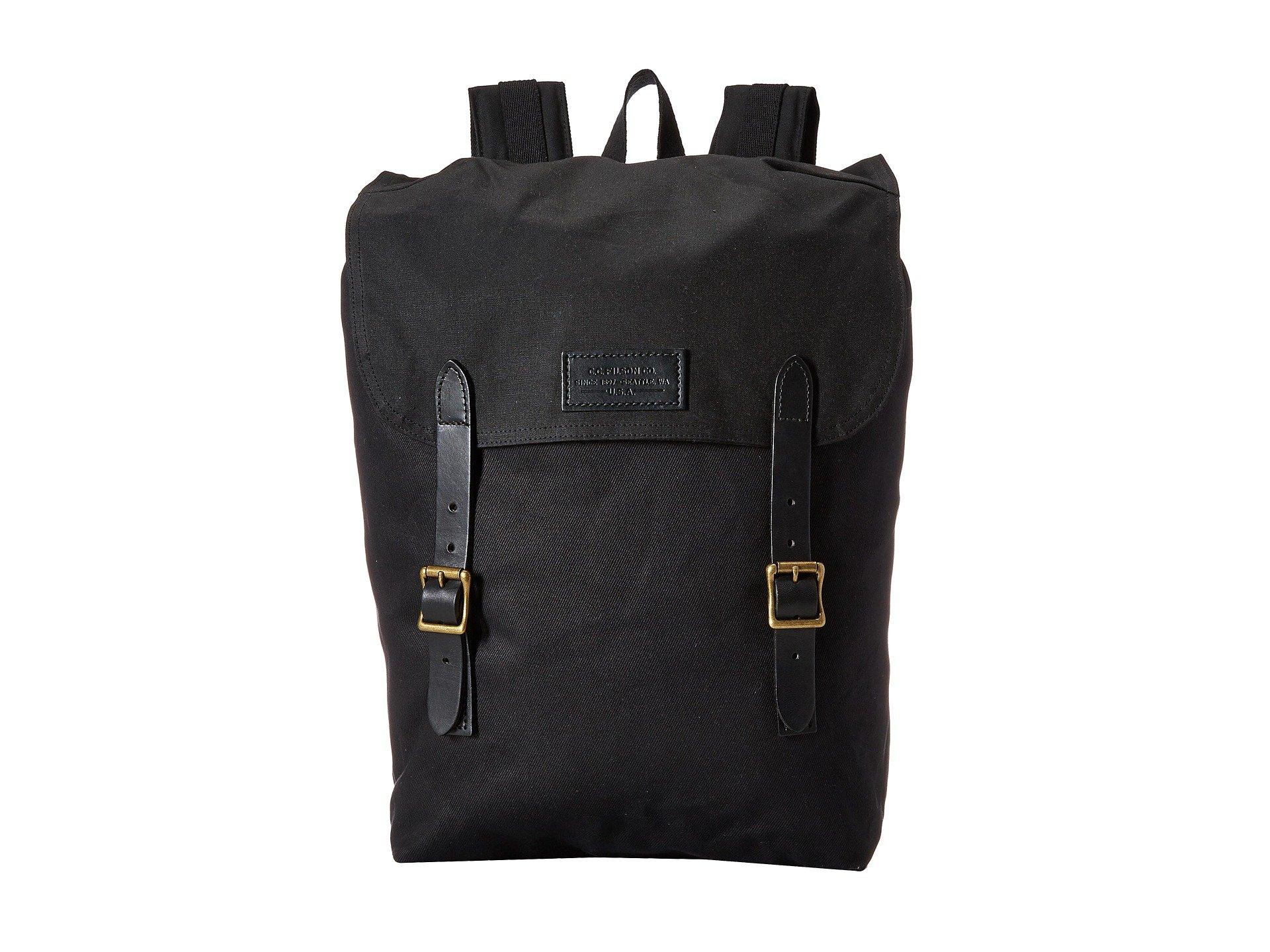 Filson Ranger Black Filson Black Black Ranger Filson Ranger Backpack Backpack Backpack wTXFCIq