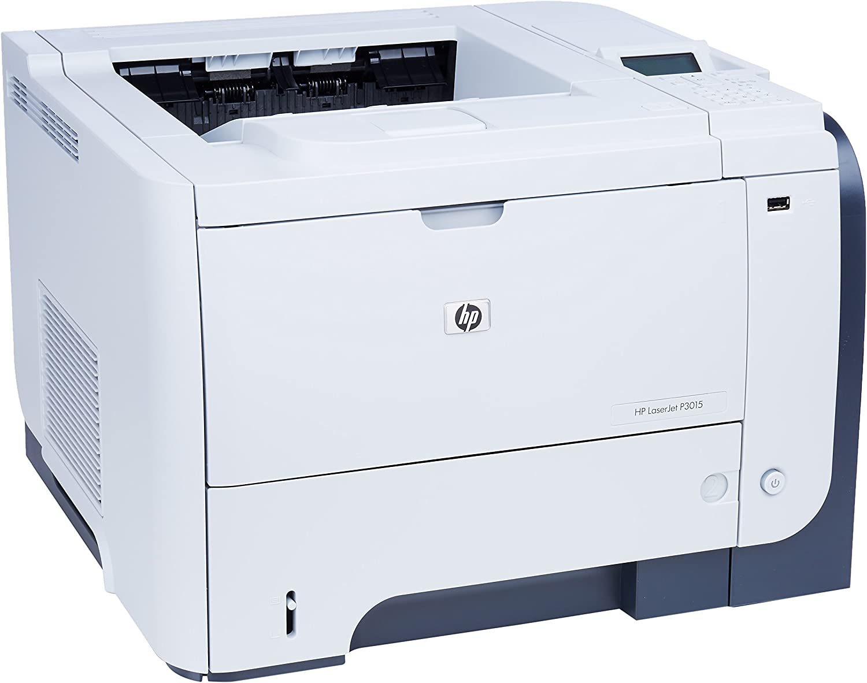 HP LaserJet Enterprise P3015DN Printer (CE528A) - (Renewed)
