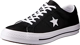 Converse Australia One Star Sneakers, Black/White/White, 11.5 US