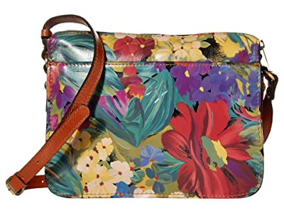 Patricia Nash Nazaire Top Zip (Citrus Sunrise) Bags