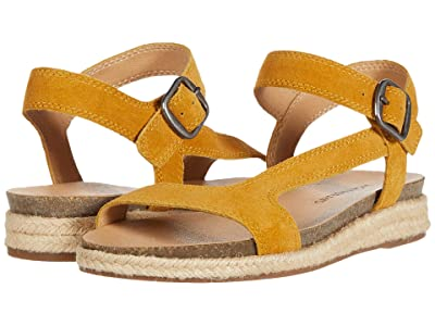 Lucky Brand Gabrien (Golden/Yellow) Women