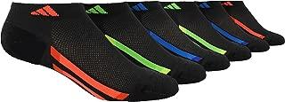 adidas Kids' - Boys/Girls Cushioned Low Cut Socks (6-Pair)