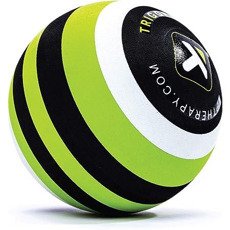 【日本正規品】 トリガーポイント(TRIGGERPOINT) マッサージボール MB5 大きいモデル 筋膜リリース ストレッチボール 直径12cm グリーン 04422