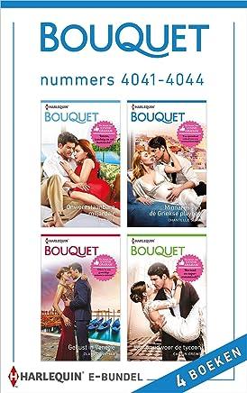 Bouquet e-bundel nummers 4041 - 4044
