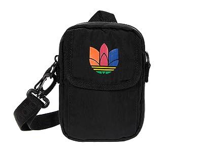adidas Originals Originals National Festival Crossbody (Black/Multi) Handbags