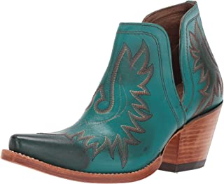 Ariat Women's Dixon Western Boot, Agate Green, 8 B US