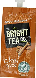 FLAVIA Tea, Chai Spice, 20-Count Fresh Packs (Pack of 5)