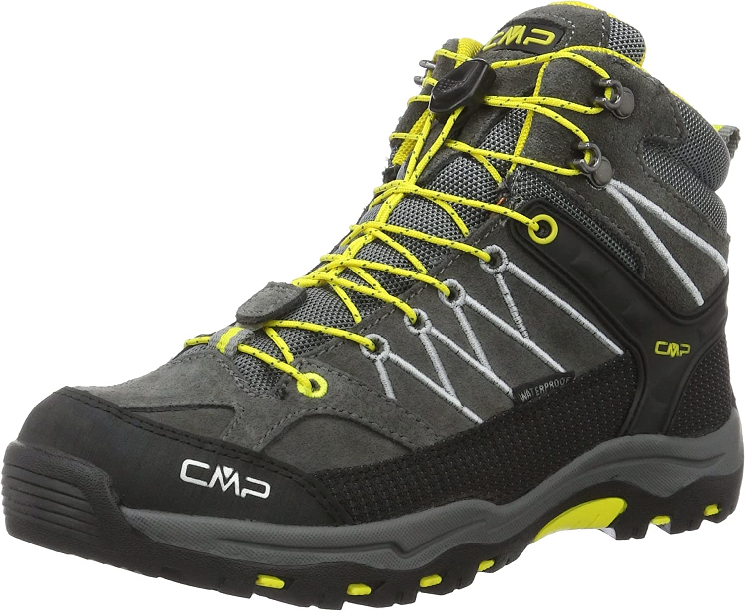 CMP Unisex Kids' Rigel Mid Wp High Rise Hiking Boots