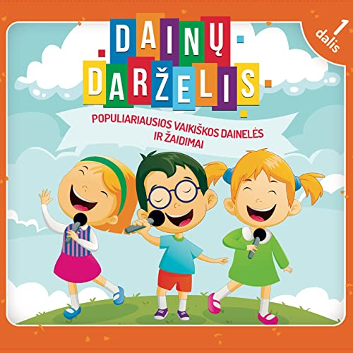Most Popular Kids Songs and Games by Dainų Darželis on