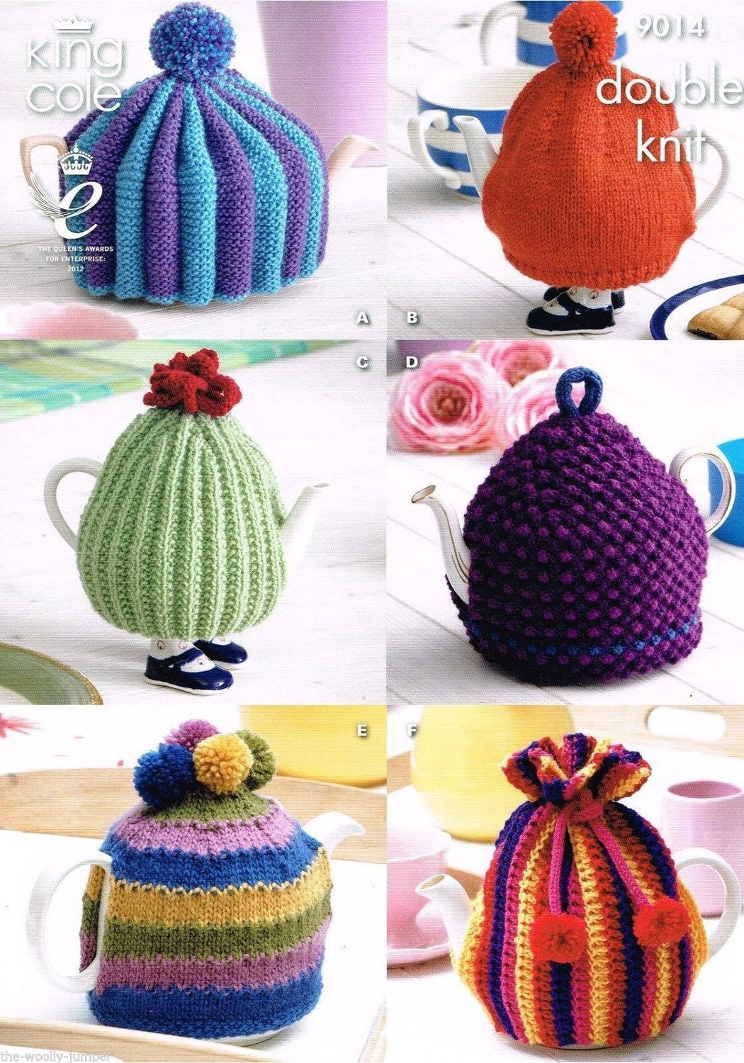 Knitted Tea Cosy Patterns - Browse Patterns