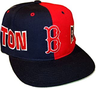 ac492e6a American Needle Men's Vintage Snapback Cap Boston Red Sox