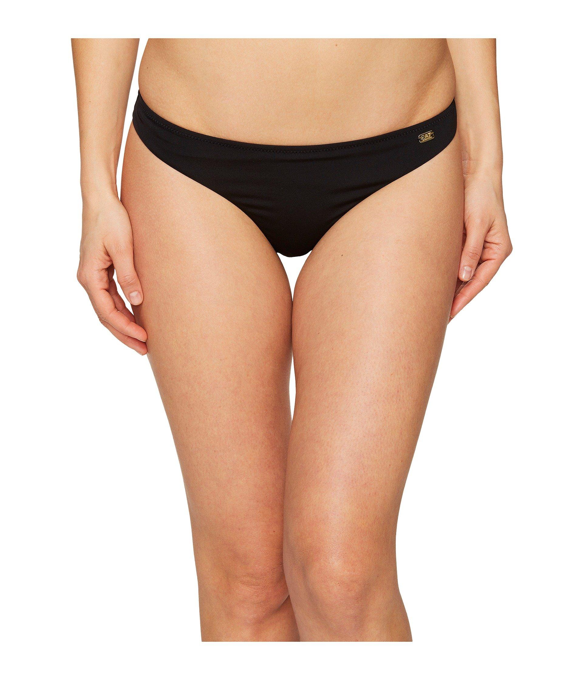 Bikini para Mujer Emporio Armani Seaworld Eagle Studs Brazilian Brief  + Emporio Armani en VeoyCompro.net