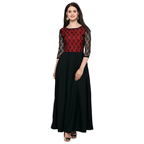 3a1f0bb959349 Casual Gowns: Buy Casual Gowns Online at Best Prices in India ...