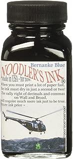 Noodlers Ink 3 Oz Bernanke Blue