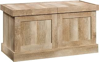 Sauder 420374 Cannery Bridge Crate Coffee Table, L: 45.08