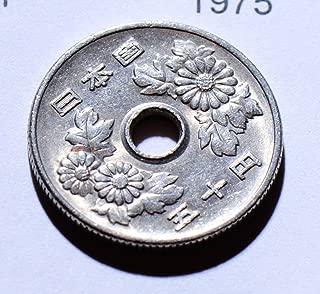 J0019 Japan 1975 50 Yen
