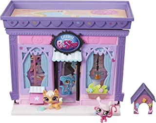 Littlest Pet Shop Style Set (135 pieces)