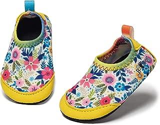 Baby Toddler Girls Boys Swim Water Shoes Barefoot Aqua Socks for Beach Pool Indoor Outdoor