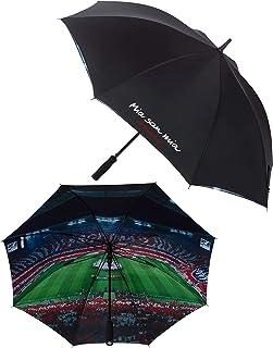 FC Bayern München Regenschirm mit individuellem Wunschtext 23032