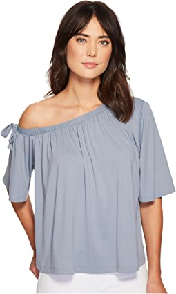 Susana Monaco - Kerena Off Shoulder Gathered Top