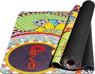 Yoga Mat 3mm - Thick Suede Workout Mat (Bali - Yoga Mat)