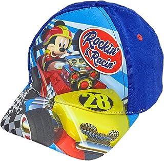 Disney Toddler Boys Mickey Mouse Baseball Cap, Age 2-5 - 100% Cotton