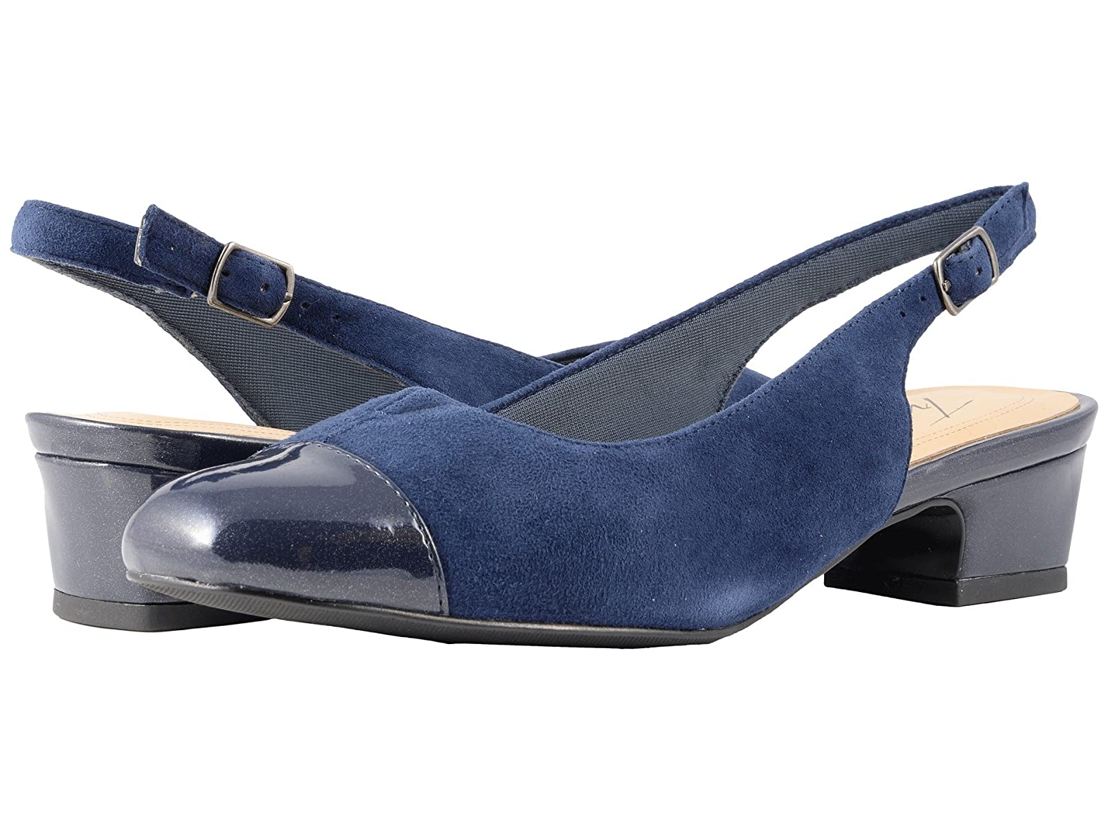Trotters DeaCheap and distinctive eye-catching shoes