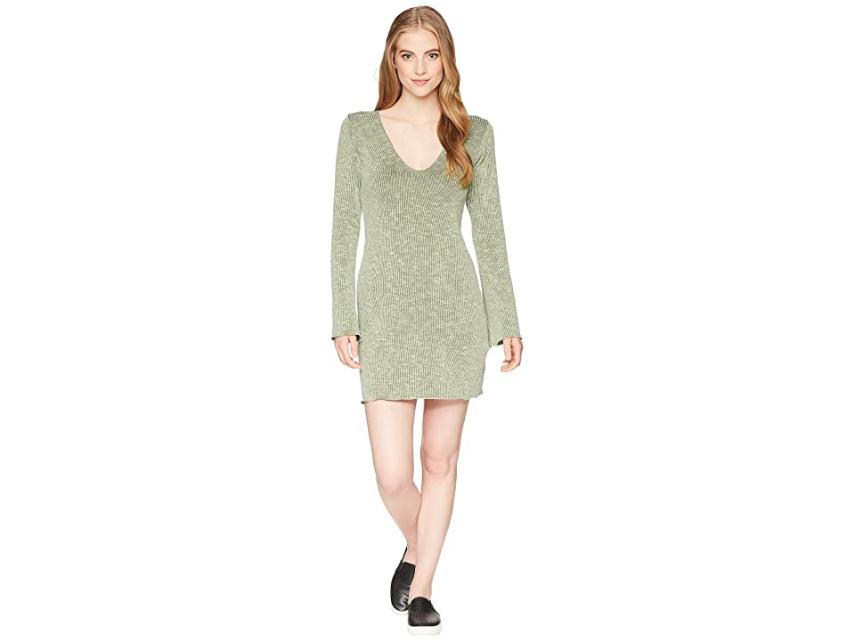 Lucy Love Roam Free Dress (Sage) Women
