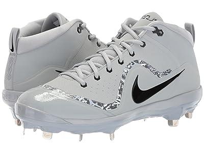 Nike Air Trout 4 Pro (Wolf Grey/Black/Cool Grey/Dark Grey) Men