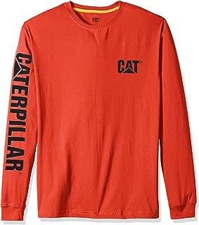 Men's Trademark Banner Long Sleeve T-Shirt (Regular and Big & Tall Sizes)